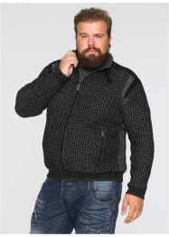 Gilet en maille Regular Fit, RAINBOW