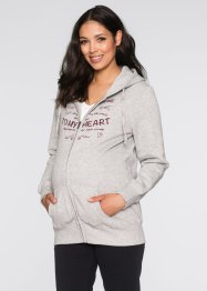 Gilet sweat de grossesse, bpc bonprix collection