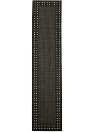 Tapis de passage Lana, bpc living, anthracite