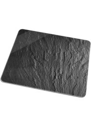 Plaque multi-usage Ardoise, bpc living, anthracite