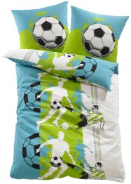Linge de lit Foot, bpc living, multicolore