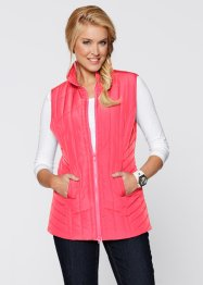 Doudoune sans manches, bpc bonprix collection, fuchsia clair