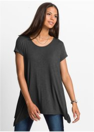 T-shirt long asymétrique, RAINBOW
