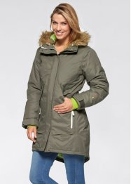 Manteau fonctionnel outdoor, bpc bonprix collection, olive