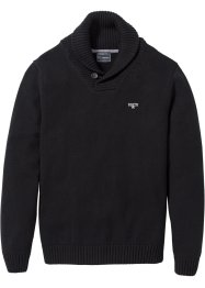 Pull Regular Fit, bpc selection, noir