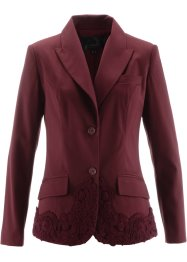 Blazer, bpc selection, rouge érable