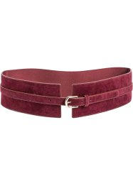 Ceinture extensible en synthétique imitation daim, bpc bonprix collection