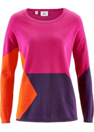Pull style patchwork, bpc bonprix collection