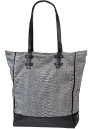 Sac shopper bimatière, bpc bonprix collection
