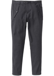 Pantalon extensible Regular Fit Tapered, RAINBOW, anthracite