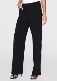 Pantalon ample, BODYFLIRT, noir
