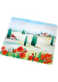 Plaque multi-usage Toscane, bpc living, multicolore