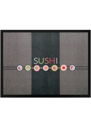 Tapis de protection Sushi, bpc living, marron