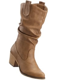 Bottes, bpc bonprix collection, camel