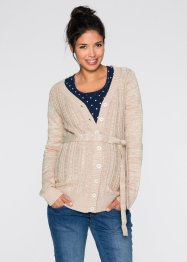 Gilet de grossesse en maille, bpc bonprix collection