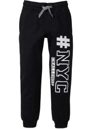Pantalon sweat garçon avec imprimé cool, bpc bonprix collection