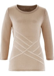 Pull, bpc selection, beige