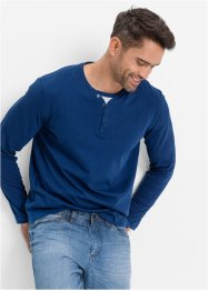 T-shirt manches longues aspect 2en1 Regular Fit, bpc bonprix collection