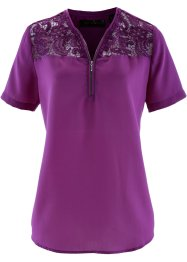 Blouse, bpc selection, violine