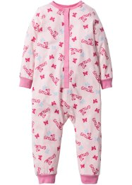 Combipyjama, bpc bonprix collection, rose chiné