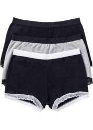 Lot de 3 maxi shorties, bpc selection
