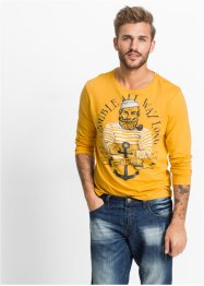 T-shirt manches longues Slim Fit, RAINBOW