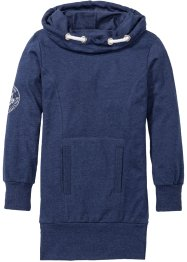 Robe sweat avec col mode, bpc bonprix collection