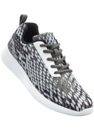 Tennis, bpc bonprix collection, noir/blanc