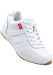Tennis en cuir, bpc bonprix collection, blanc