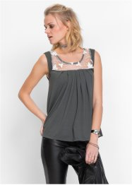 MUST-HAVE : Top avec dentelle, RAINBOW