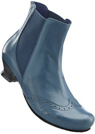 Bottines en cuir confortables, bpc selection