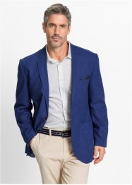 Veston en mélange de lin Regular Fit, bpc selection