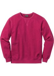 Sweat-shirt Regular Fit, bpc selection, rouge baie
