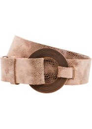 Ceinture en cuir Premium, bpc bonprix collection