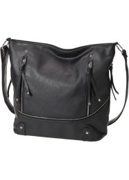 Sac shopper avec zip, bpc bonprix collection