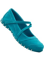 Ballerines, bpc bonprix collection, turquoise