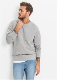 Sweat-shirt Regular Fit, RAINBOW, gris clair chiné