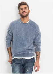 Sweat-shirt Slim Fit, RAINBOW, bleu