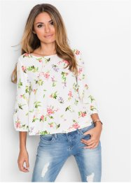 Blouse, BODYFLIRT, rose saumon