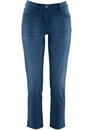 Jean extensible 7/8, bpc selection, bleu stone