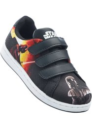 "Sneakers ""STAR WARS"", bpc bonprix collection, noir/rouge"
