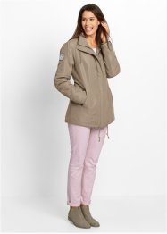 Parka en nylon, bpc bonprix collection, taupe