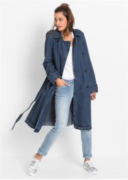 Trench-coat en jean, RAINBOW