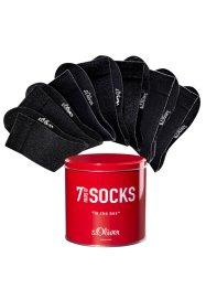 Lot de chaussettes s.Oliver (7 paires), s.Oliver RED LABEL Bodywear