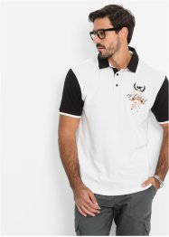 Polo Regular Fit, bpc selection, blanc