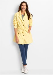 Trench-coat, bpc bonprix collection, jaune clair