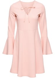 MUST-HAVE : Robe avec laçage, BODYFLIRT, rose vintage