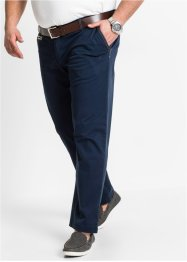 Chino extensible Regular Fit, bpc selection, bleu foncé