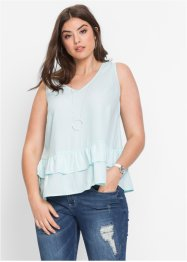 Top-blouse à volants, BODYFLIRT