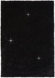 Tapis Manhattan, bpc living, noir